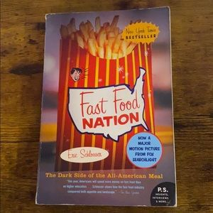 3 for $25 | Book | Fast Food Nation